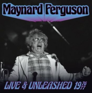 Ferguson Maynard - Live & Unleashed 1976-77 in the group CD / Upcoming releases / Jazz/Blues at Bengans Skivbutik AB (3746593)