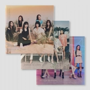 Gfriend - Fever season (7th mini album) - Random cover in the group Campaigns / K Pop at Bengans Skivbutik AB (3756139)