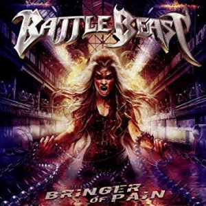 Battle Beast - Bringer Of Pain in the group VINYL / New releases / Hardrock/ Heavy metal at Bengans Skivbutik AB (3756369)