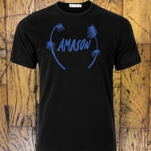 Amason - T-Shirt Flygplatsen Eco in the group Minishops / Amason at Bengans Skivbutik AB (3757592)