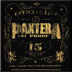 Pantera - Pantera Fridge Magnet: Proof in the group Julspecial19 at Bengans Skivbutik AB (3769208)