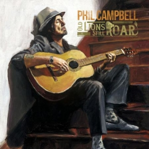 Phil Campbell - Old Lions Still Roar - Limited Edition, Gatefold Sleeve in the group VINYL at Bengans Skivbutik AB (3769253)
