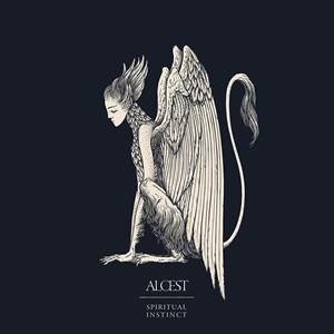 Alcest - Spiritual Instinct in the group CD / Upcoming releases / Hardrock/ Heavy metal at Bengans Skivbutik AB (3769258)