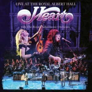 Heart - Live At The Royal Albert Hall (Ltd in the group VINYL / New releases / Rock at Bengans Skivbutik AB (3769919)