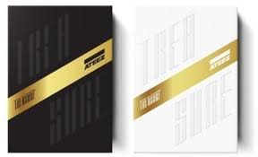ATEEZ - Vol.1 [TREASURE EP.FIN : ALL TO ACTION] Z VER. (WHITE) in the group BF2019 at Bengans Skivbutik AB (3779656)