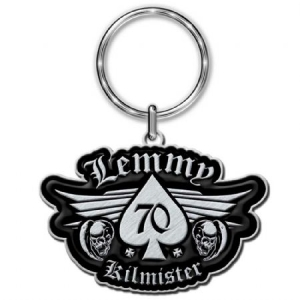 Lemmy - Standard Keychain: 70 in the group Julspecial19 at Bengans Skivbutik AB (3781968)