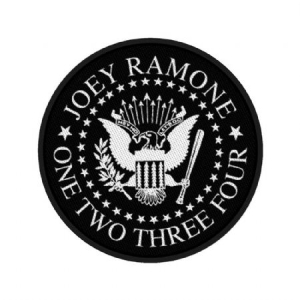 Joey Ramone - Standard Patch: Seal (Loose) in the group OTHER / Merch Patch at Bengans Skivbutik AB (3790728)