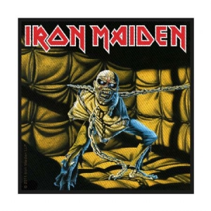 Iron Maiden - Standard Patch: Piece Of Mind (Retail Pack) in the group OTHER / Merch Patch at Bengans Skivbutik AB (3790793)