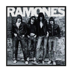 Ramones - Standard Patch: Ramones '76 (Retail Pack) in the group OTHER / Merchandise at Bengans Skivbutik AB (3790820)