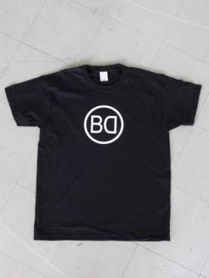 Broder Daniel T Shirt (Classic BD logo)
