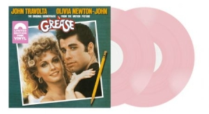 Soundtrack - Grease - Pink in the group Julspecial19 at Bengans Skivbutik AB (3795175)