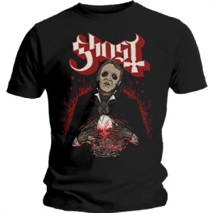 Ghost - Ghost Unisex Tee: Danse Macabre in the group Julspecial19 at Bengans Skivbutik AB (3795874)