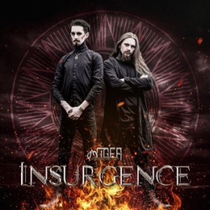 Auger - Insurgence (Digipack) in the group CD / New releases / Pop at Bengans Skivbutik AB (3799035)