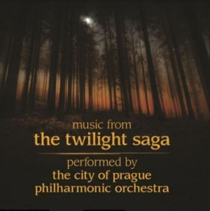 City Of Prague Philharmonic Orchest - Music From The Twilight Saga in the group VINYL / Film/Musikal at Bengans Skivbutik AB (3802599)