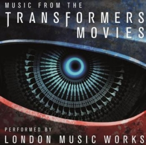 London Music Works - Music From The Transformers Movies in the group VINYL / Film/Musikal at Bengans Skivbutik AB (3802601)