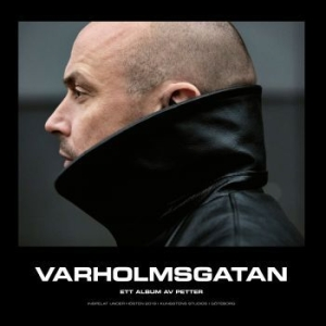 Petter - Varholmsgatan in the group CD / CD Popular at Bengans Skivbutik AB (3812145)