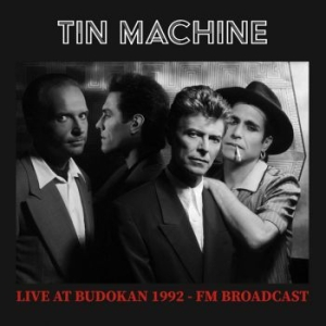 Tin Machine - Live At Budokan 1992 in the group VINYL / Rock at Bengans Skivbutik AB (3815597)