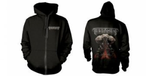 Testament - Brotherhood Of The Snake Zip Hood ( in the group OTHER / Merchandise at Bengans Skivbutik AB (3819140)