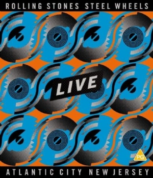 The Rolling Stones - Steel Wheels Live (Bluray) in the group MUSIK / Musik Blu-Ray / Rock at Bengans Skivbutik AB (3842679)