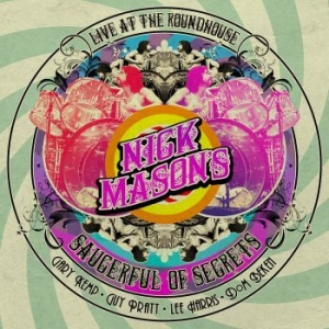 Nick Mason's Saucerful Of Secrets - Live At The.. -Cd+Dvd- in the group CD / CD Pop-Rock at Bengans Skivbutik AB (3861993)