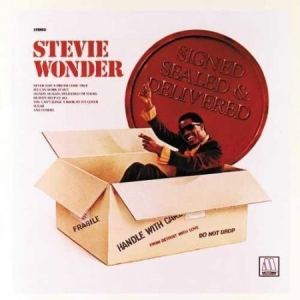 Stevie Wonder - Signed, Sealed And Delivered in the group Campaigns / Classic labels / Motown at Bengans Skivbutik AB (3872700)