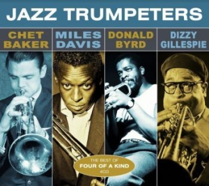 Blandade Artister - Jazz Trumpeters in the group CD / New releases / Jazz/Blues at Bengans Skivbutik AB (3901175)