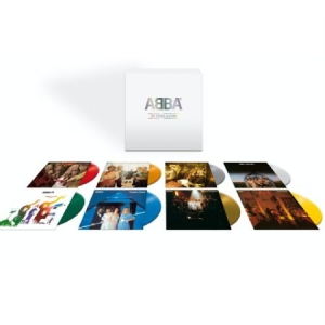 Abba - The Studio Albums (8Lp Coloured) in the group Campaigns / BlackFriday2020 at Bengans Skivbutik AB (3914000)