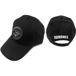 Ramones - Ramones unisex baseball cap : presidential seal in the group MERCHANDISE / Baseball cap at Bengans Skivbutik AB (3924046)
