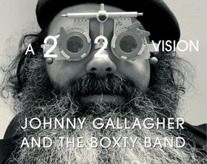 Gallagher Johnny And The Boxty Ba - A 2020 Vision in the group CD / Jazz/Blues at Bengans Skivbutik AB (3928832)