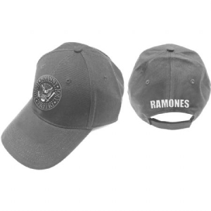Ramones - Ramones Unisex Baseball Cap : Presidential Seal in the group OTHER / Merch Caps and Hats at Bengans Skivbutik AB (3943200)