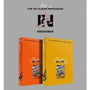 Stray Kids - Vol.1 Repackage (IN LIFE) (Standard Version B) in the group Minishops / K-Pop Minishops / Stray Kids at Bengans Skivbutik AB (3953266)