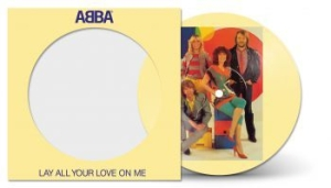 Abba - Lay All Your Love On Me (7