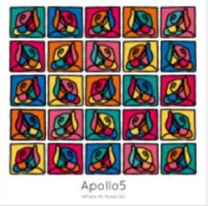 Apollo5 - Where All Roses Go in the group CD / Rock at Bengans Skivbutik AB (3967822)