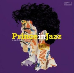 Blandade Artister - Prince In Jazz in the group CD / Upcoming releases / Jazz/Blues at Bengans Skivbutik AB (3973887)