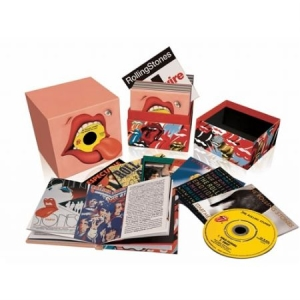 Rolling Stones - Singles Box Set (1971-2006) 45Cds in the group Minishops / Rolling Stones at Bengans Skivbutik AB (401094)