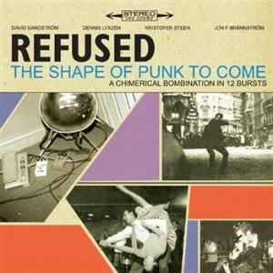 Refused - The Shape Of Punk To Come (Deluxe) in the group BF2019 at Bengans Skivbutik AB (450417)