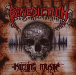 Benediction - Killing Music (Limited Edition) in the group CD / Hårdrock/ Heavy metal at Bengans Skivbutik AB (451120)