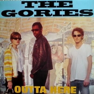 Gories, The - Outta Here in the group VINYL / Rock at Bengans Skivbutik AB (481307)