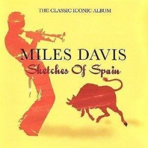DAVIS MILES - Sketches Of Spain in the group VINYL / Jazz/Blues at Bengans Skivbutik AB (481567)