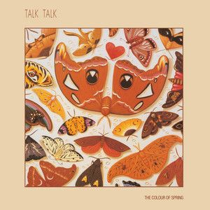 Talk Talk - The Colour Of Spring in the group VINYL / Rock at Bengans Skivbutik AB (481615)