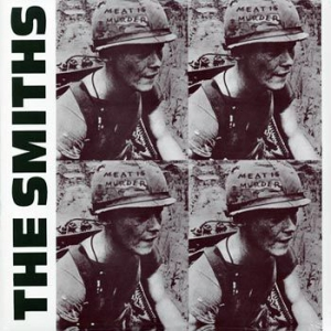 The Smiths - Meat Is Murder in the group Campaigns / Vinyl Campaign at Bengans Skivbutik AB (481861)