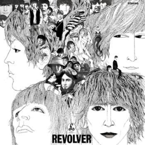 Beatles - Revolver (Remaster 2009) in the group OTHER /  /  at Bengans Skivbutik AB (485052)