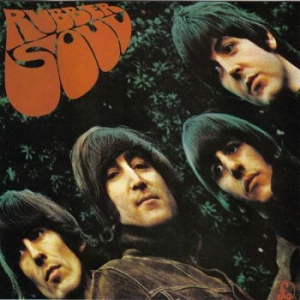 Beatles - Rubber Soul (Remaster 2009) in the group OTHER /  /  at Bengans Skivbutik AB (485053)