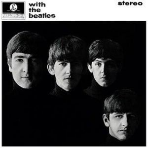Beatles - With The Beatles (2009) in the group Minishops / Beatles at Bengans Skivbutik AB (485055)