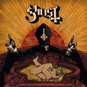 Ghost - Infestissumam (Clear Brown Vinyl) in the group Julspecial19 at Bengans Skivbutik AB (487874)