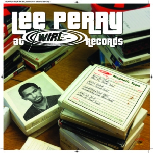Lee Perry - At Wirl Records in the group VINYL / Reggae at Bengans Skivbutik AB (490414)