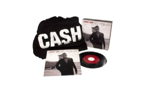 Cash Johnny - Threads + Grooves (Folsom Prison Bl in the group Minishops / Johnny Cash at Bengans Skivbutik AB (492255)