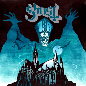Ghost - Opus Eponymous (Black Vinyl) in the group Julspecial19 at Bengans Skivbutik AB (492887)