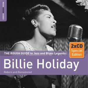 Holiday Billie - Rough Guide To Billie Holiday (Rebo in the group Julspecial19 at Bengans Skivbutik AB (494311)