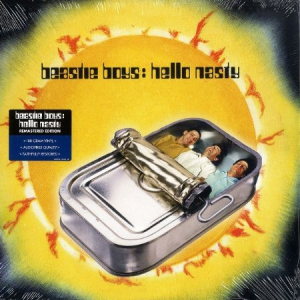 Beastie Boys - Hello Nasty (Remaster) in the group Julspecial19 at Bengans Skivbutik AB (495931)